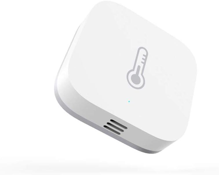 Aqara Smart - Sensor de presión atmosférica, temperatura y humedad, control inteligente a través de la aplicación Mihome Zigbee, conexión inalámbrica WiFi
