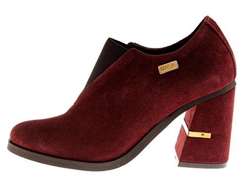semelles Nata shoes à Bordeaux cuir Escarpins 7 PORTUGAL chaussures en cuir escarpins compensées sauvage 1460 xIIS4qwRn