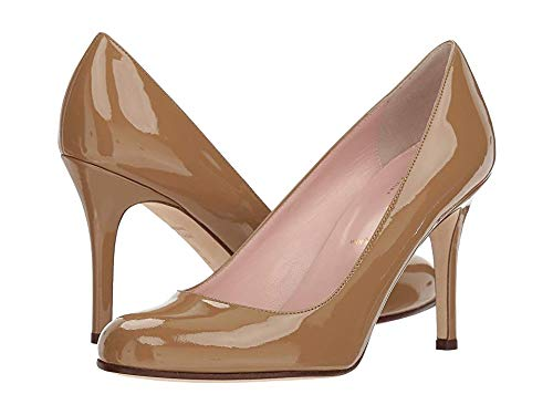 Kate Spade New York Women's Karolina Camel Patent Leather 8 M US