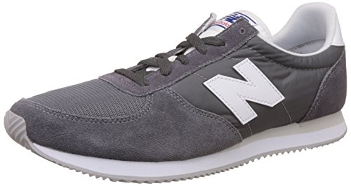 New Balance Unisex Adults U220 Trainers U220gy Grey/White