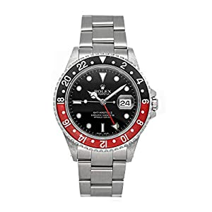 Best Epic Trends 41SWCcYRnsL._SS300_ Rolex Unknown Mechanical(Automatic) Black Dial Watch 16710-Coke (Pre-Owned)