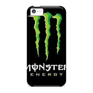 High Quality Shock Absorbing Cases For Iphone 5c-monster