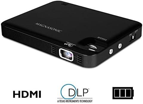Magnasonic Proyector de video Led Pico: Amazon.es: Electrónica