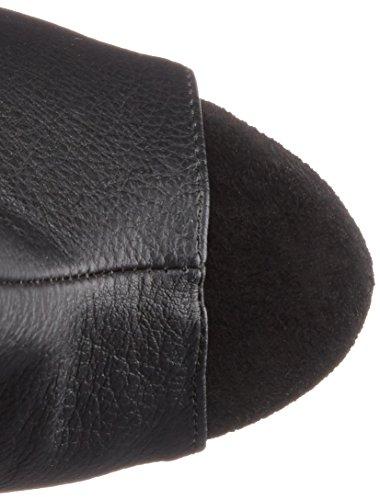 Classics Non Doublées Delight Noir Bottes Courtes Leather Faux Femme Pleaser blk Matte 1019 blk q4twqF