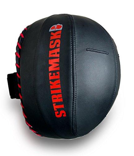 Portable Punching Bag Trainer - Heavy Duty Punch Simulator for Boxing, MMA, Muay Thai, Jiu Jitsu, Combat Sports, Anti Stress Session, Fitness Training for Kicks, Jabs, Punches and Hits- strikeMMAsk