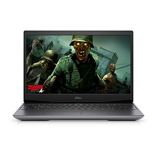 Dell G5 Gaming 5505 15.6″ FHD 120 Hz Display Laptop (R5 4600H/8GB/512 SSD/RX 5600M 6GB/Win 10/Silver) D560243HIN9S