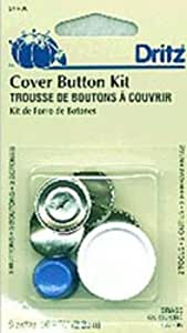 "New - Cover Button Kits-Size 36 7/8"" 4/Pkg by Dritz"