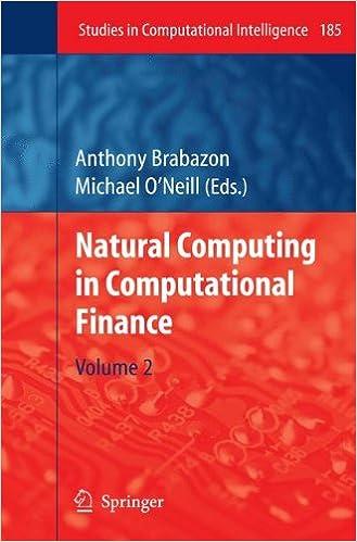 Natural Computing in Computational Finance: Volume 2 (Studies in Computational Intelligence)