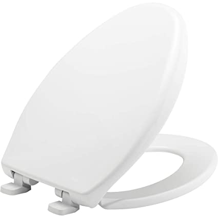 Remarkable Bemis 7900Tdgsl 000 Commercial Heavy Duty Closed Toilet Seat With Cover That Will Lift For Easy Cleaning Never Loosen Reduce Call Backs Elongated Customarchery Wood Chair Design Ideas Customarcherynet