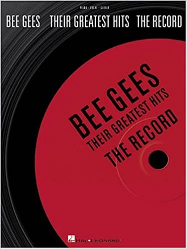 Book Bee Gees - Their Greatest Hits: The Record