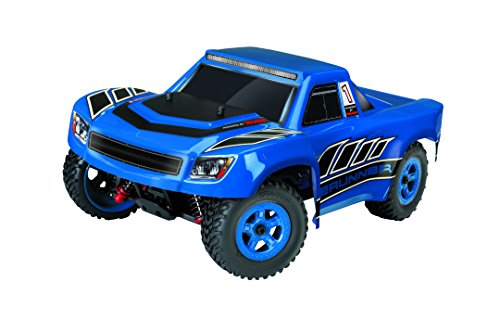 Traxxas LaTrax Electric 4WD Desert Prerunner Remote Control Race Truck with 2.4GHz Radio (1/18 Scale), - Race 4wd