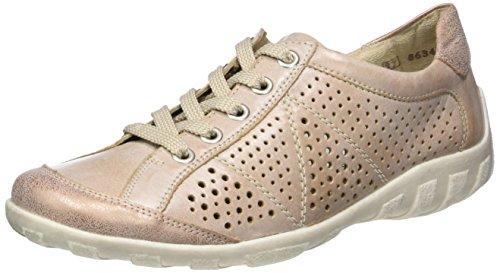 Remonte R3402, Zapatillas para Mujer Rosa (Rose/whitenude / 31)
