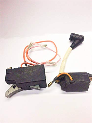Shindaiwa 488 Chainsaw Ignition Module Coil Replaces Shindaiwa Part # A411000460 Quality Reproduction Ships from The USA