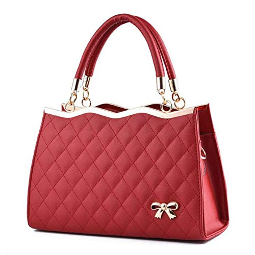 nero30cmx11cmx20cm Lady Donna Handbags Bag Donna Bowknot Shoulder Wwddvh qFA0U0