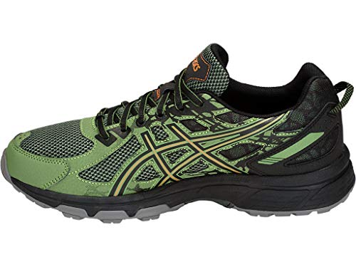 ASICS Men's Gel-Venture¿ 6 Cedar Green/Lava Orange 7 D US by ASICS (Image #1)