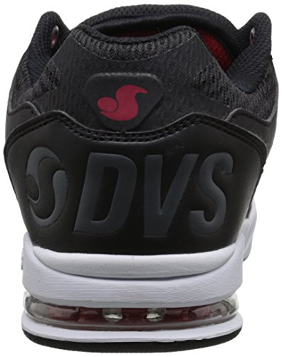 DVS Skateboard Shoes ENDURO X GRAY/BLACK/RED