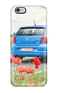Excellent Iphone 6 Plus Case Tpu Cover Back Skin Protector Volkswagen Polo 36