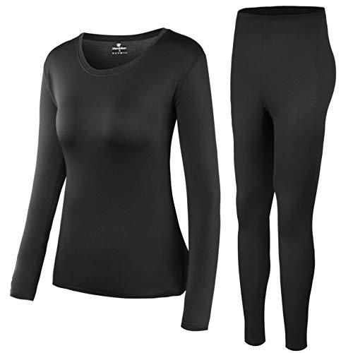 HEROBIKER Women's Thermal Underwear