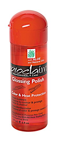 Color & Heat Protection Glossing Polish