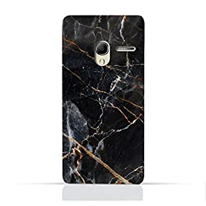 AMC Design Pop3 5 inch TPU Silicone Protective case with Grey Marble texture Design