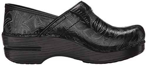 Dansko Women's Professional Clog, Black Tooled Leather , 35 EU/4.5-5 M US by Dansko (Image #7)