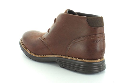 Rockport Mens Totala Rörelse Desert Boot Tan