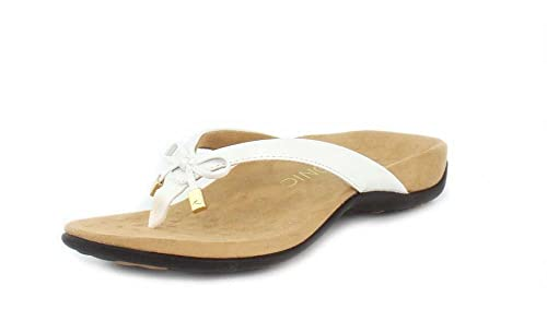 22a3d3270a42 Image Unavailable. Image not available for. Colour  Vionic Women s Rest  BellaII Toepost Sandal ...