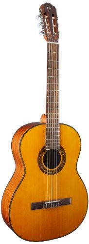 Takamine GC1 NAT Classical Acoustic Guitar, Natural
