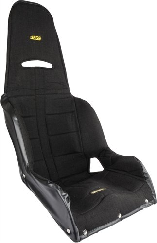 JEGS Performance Products 702261-1 Racing Seat Cover 17 Hip Width Bottom and Sid