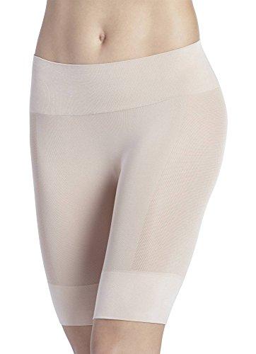 Jockey Women's Underwear Skimmies Wicking Slipshort, Light, S