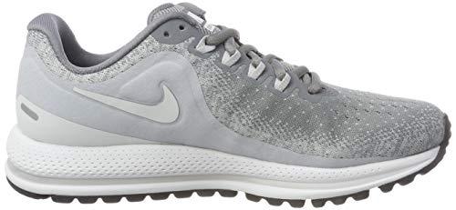 Grey Zapatillas Mujer 001 Grey Pure Deporte Vomero 13 Cool Nike Zoom Wmns Multicolor Platinum de Wolf White para Air qUzwxB7xX