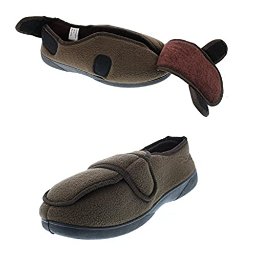 e50db7225 Gold Toe Jude Mens House Shoes Diabetes