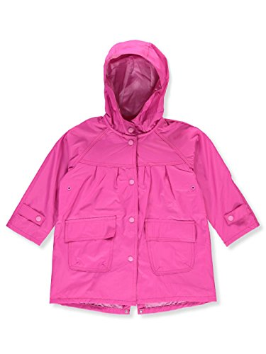 Wippette Big Girls' Raincoat - Pink, 14-16 by Wippette