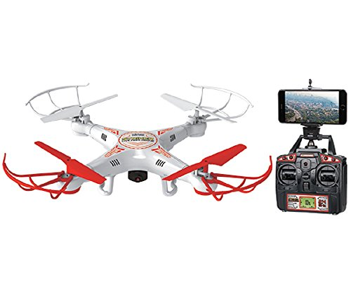 World Tech Toys 2 4Ghz Striker Spy Drone Video Picture 4 5 Channel Rc Quadcopter