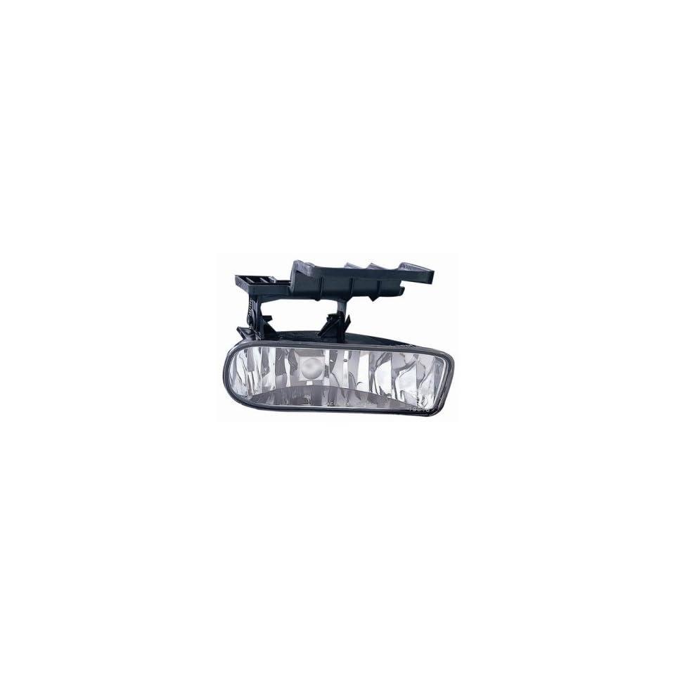 CHEVY SILVERADO TRUCK 99 02 / TAHOE / SUBURBAN 00 02 Fog Light Assembly Driver Side