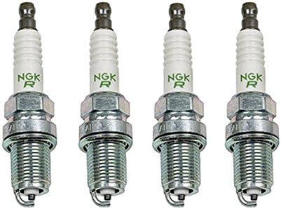 NGK Spark Plug BPR2ES Set of 4