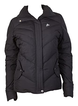 adidas Down Jacket Chaqueta de plumón, Color Negro, tamaño ...
