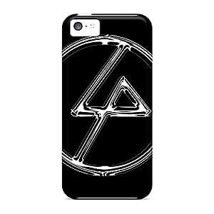 Defender Cases For Iphone 5c, Linkin Park Pattern