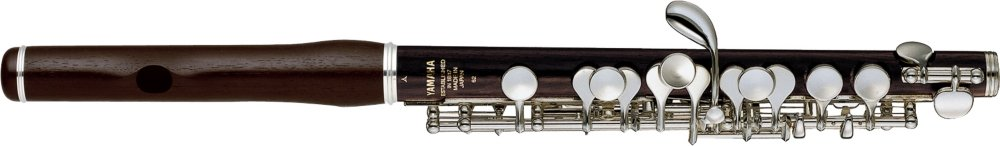 Yamaha YPC-62R Professional Piccolo With Wave Style Headjoint by Yamaha