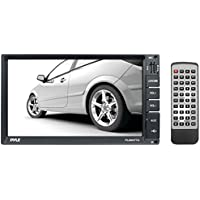 Pyle PLDNV77U 7-Inch USB/SD Bluetooth Touch Screen Receiver with  Maps (Discontinued by Manufacturer)