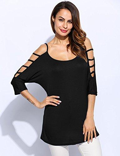 Romanstii - Camisas - para mujer negro