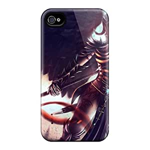 Cute High Quality Iphone 5/5s Dungeons Dragons Fantasy Girl Case