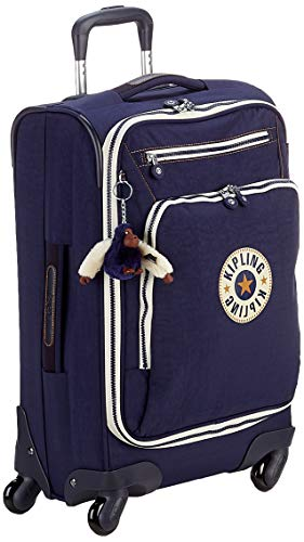 Kipling YOURI SPIN 55 Hand Luggage, cm, 33 liters, Blue (Active Bl) ()