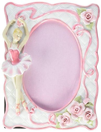 Cosmos 10119 Porcelain Ballerina Picture
