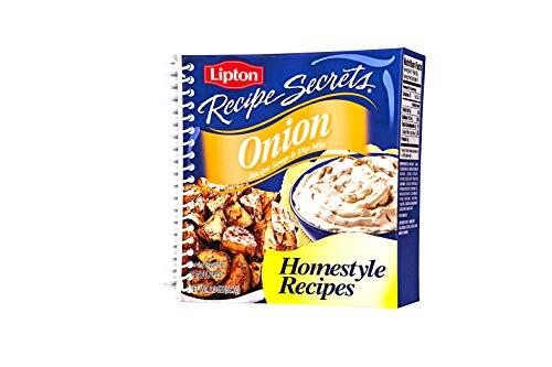 Lipton Recipe Secrets Onion Recipe Soup & Dip Mix: Homestyle Recipes