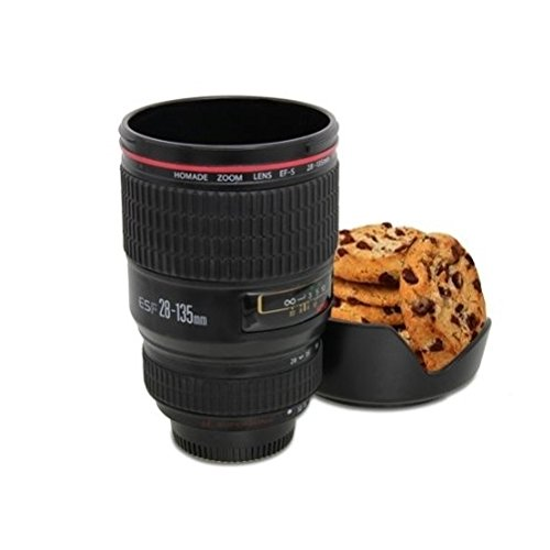 DeliaWinterfel Camera Lens with Biscuit Holder Model...