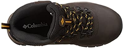 93870d6089f Columbia Youth Newton Ridge Waterproof Hiking Boot (Little Kid/Big Kid)