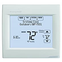 Honeywell Th8321wf1001 Touchscreen Thermostat Wifi Vision Pro 8000 with Stages upto 3 Heat/2 Cool