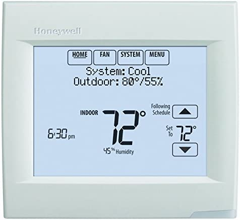 Honeywell TH8321WF1001 Touchscreen Thermostat Wifi Vision ...