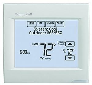 amazon com honeywell th8321wf1001 touchscreen thermostat